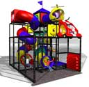 family indoor playground SC-A20