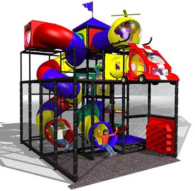 soft contained play  SC-A20