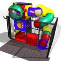 indoor playground SC-J5