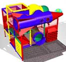 family center playground SC-J7
