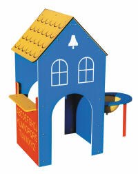 school house play structure
