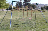 Commercial Swing Sets Park School Playground Equipment