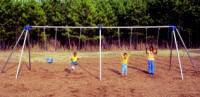 10ft Swing Set Frame